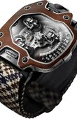 Urwerk UR-110 UR-110 Eastwood Red Ebony Automatic