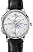 A.Lange and Sohne Saxonia 386.026 Dual Time