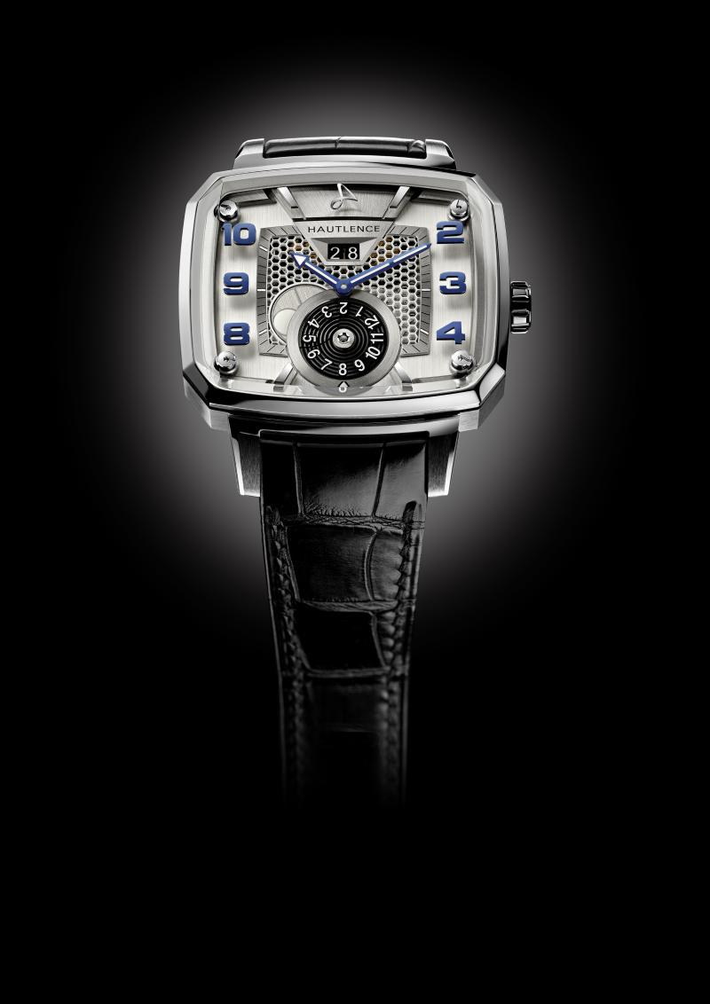 Destination 02 Hautlence Dual-Time Signature