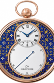 Jaquet Droz Les Ateliers D'Art J080033040 The Pocket Watch Paillonnee