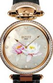 Bovet Chateau De Motiers HMS060-SD12-LT01 Lotus Red Gold