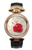 Bovet Chateau De Motiers HMS060-SD12-LT05 Rose Red Gold
