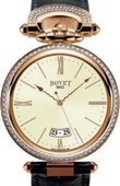 Bovet Chateau De Motiers HMS070-SD12 Red Gold