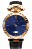 Bovet Chateau De Motiers HMS058 Red Gold