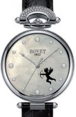 Bovet Chateau De Motiers H32WA079-SD2-LT05 White Gold Miniature Painting Cupid