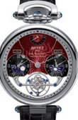 Bovet Fleurier AIRS014 Amadeo 46 Rising Star Triple Time Zone Tourbillon Reversed Hand-Fitting