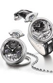 Bovet Fleurier AIRS004 Amadeo 46 Rising Star Triple Time Zone Tourbillon Reversed Hand-Fitting