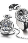 Bovet Fleurier AIFSQ016 Amadeo 44 Skeleton 7-Day Tourbillon Reversed Hand-Fitting