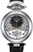 Bovet Fleurier AIF0T002 Amadeo 0 45 7-Day Tourbillon White Gold