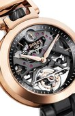 Bovet by Pininfarina TPIND001 AMADEO Tourbillon OTTANTADUE Limited Edition 82