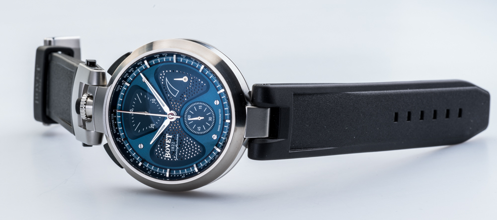 SEPIN002 Bovet Sergio Pininfarina Split-Seconds Chronograph by Pininfarina