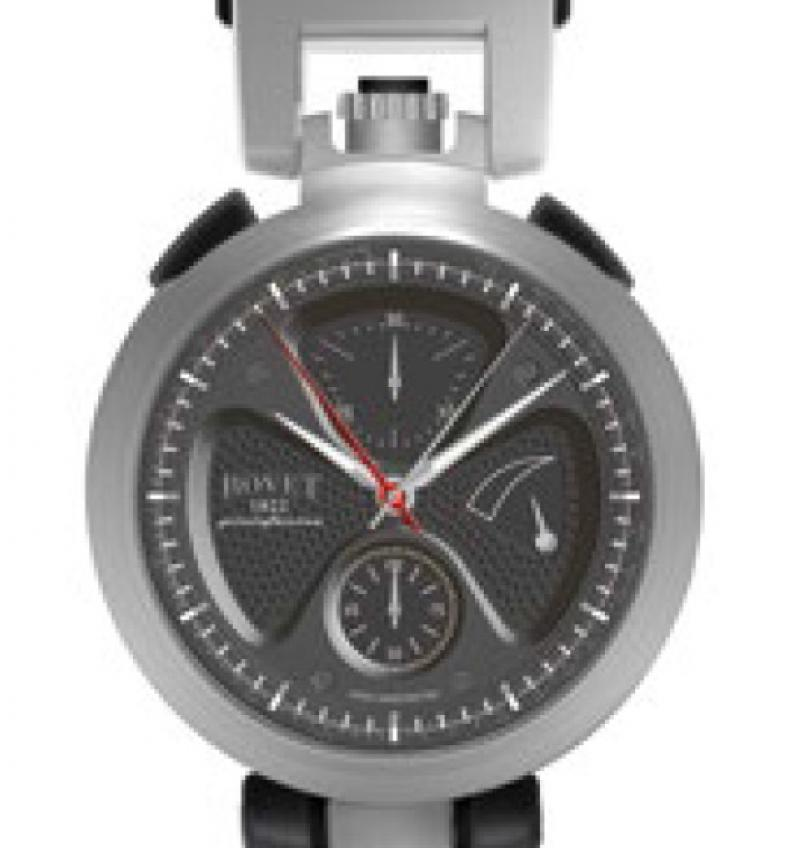 SEPIN001 Bovet Sergio Pininfarina Split-Seconds Chronograph by Pininfarina