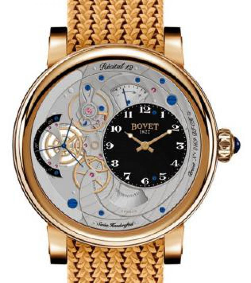 R120001-BP Bovet Recital 12 Monsieur Dimier