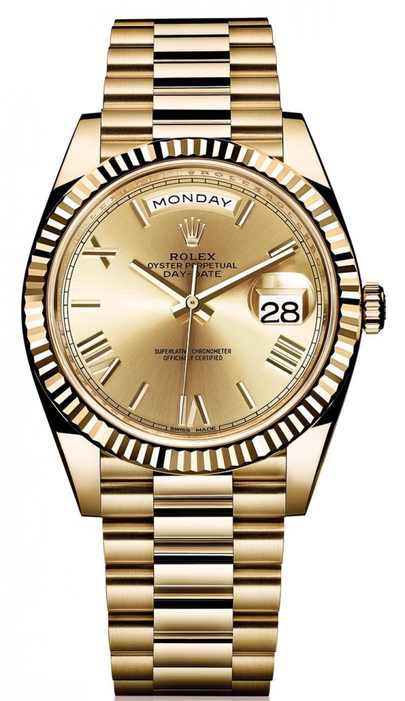 Как отличить настоящие часы Rolex от подделки