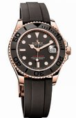 Rolex Yacht Master II 268655 37 mm Everose Gold