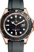 Rolex Yacht Master II 116655 40 mm Everose Gold