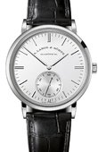 A.Lange and Sohne Saxonia 380.027 White Gold