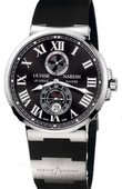 Ulysse Nardin Часы Ulysse Nardin Maxi Marine Chronometer 43mm 263-67-3/42 Steel