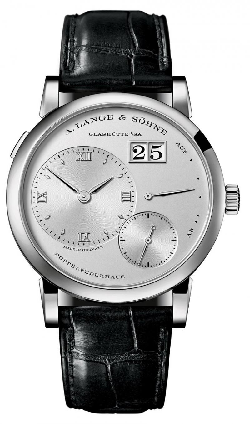 191.025 A.Lange and Sohne Platinum Lange 1