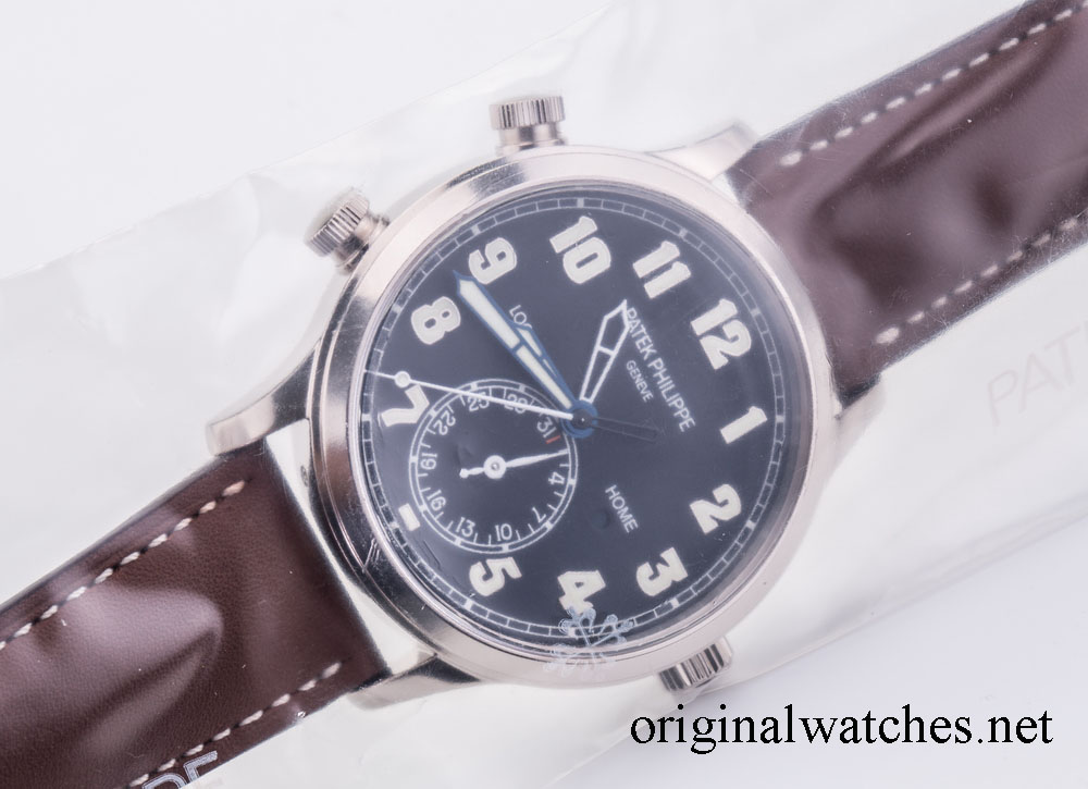5524G-001 Patek Philippe 42 mm Complications