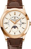 Patek Philippe Часы Patek Philippe Grand Complications 5496R-001 Pink Gold