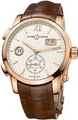 Ulysse Nardin Dual Time 3346-126/90 42 mm
