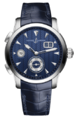 Ulysse Nardin Dual Time 3343-126LE/93 42 mm