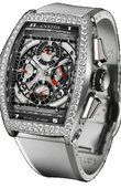 Cvstos Challenge CHRONO Steel Diamonds Automatic chronograph