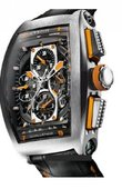 Cvstos Challenge CHRONO GP Orange CVS 577 Automatic chronograph