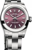 Rolex Oyster Perpetual 176200 rose 26 mm Steel