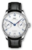 IWC Portuguese IW500705 Automatic stainless steel 2015