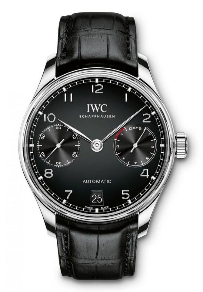 IW500703 IWC Automatic stainless steel 2015 Portugieser
