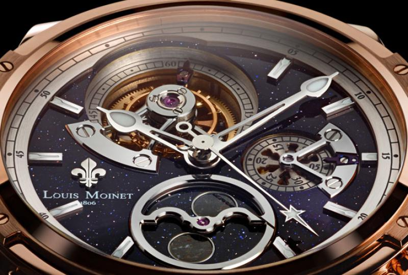LM-29.50.AV Louis Moinet AstroMoon Limited Editions