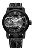 Armin Strom Часы Armin Strom Special Editions CO12-TC.50 Stainless Steel PVD-black Tourbillon Earth (Coffret)