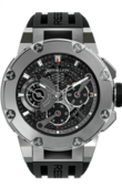 Rebellion Часы Rebellion Predator Steel Stainless Chrono-Pusher