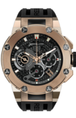 Rebellion Часы Rebellion Predator Red Gold 5N Chrono-Pusher