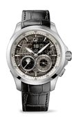 Girard Perregaux WW.TC 49655-11-231-BB6A Traveller Large Date Moon Phases & GMT