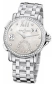 Ulysse Nardin Dual Time Ladies 3343-222B-7/391 Manufacture