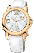 Ulysse Nardin Dual Time Ladies 3346-222/391 Manufacture