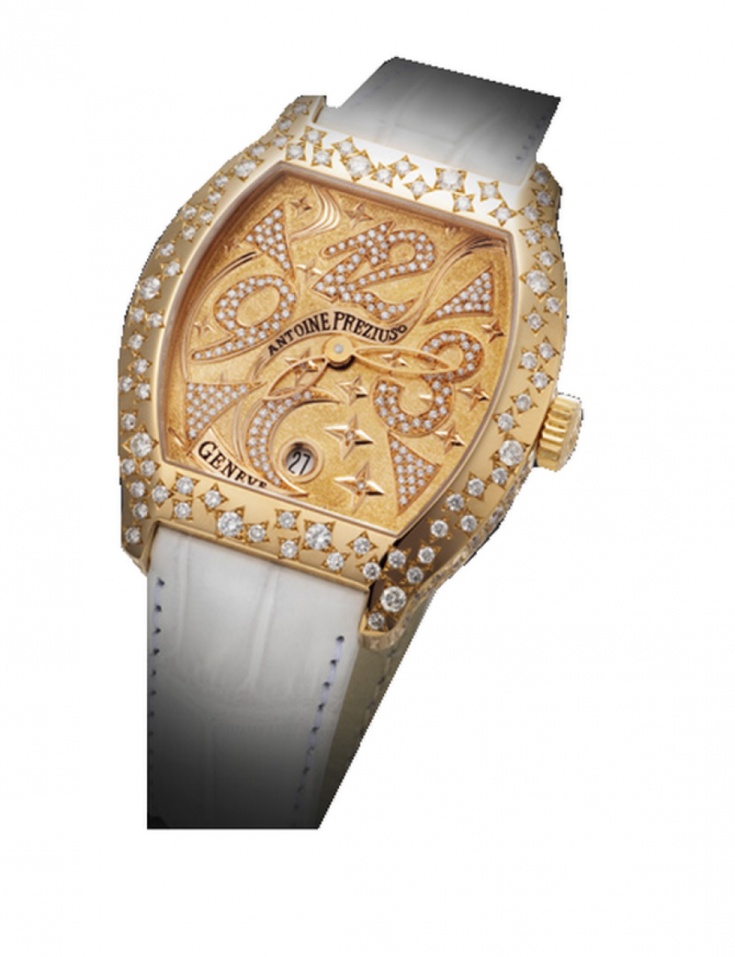 Antoine Preziuso Star Automatique RG Collections Pink Gold