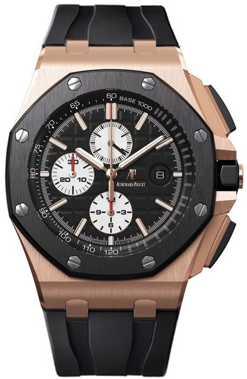 26401RO.OO.A002CA.01 Audemars Piguet Chronograph Royal Oak Offshore