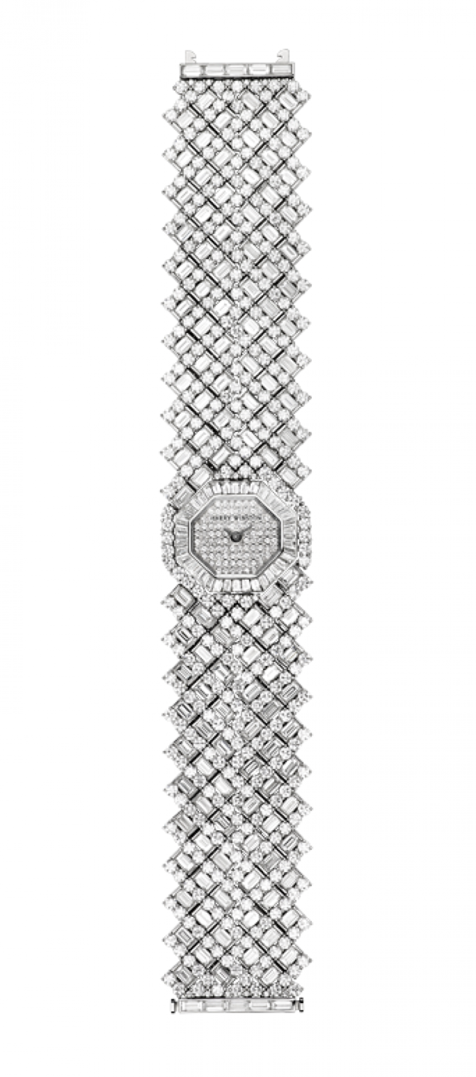 Harry Winston HJTQHM28PP001 High Jewelry Tête-à-Tête by Harry Winston