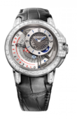 Harry Winston Ocean OCEATZ44WW013 Dual Time Automatic 44mm