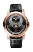Harry Winston Midnight MIDAMP42RR002 Moon Phase Automatic 42mm