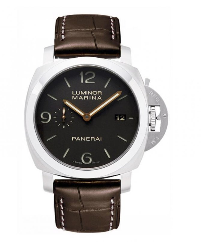 Officine Panerai PAM00351 Luminor Marina 1950 3 Days Automatic Titanio - фото 1