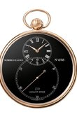 Jaquet Droz Legend Geneva j080033003 The Pocket Watch Grande Seconde 50mm