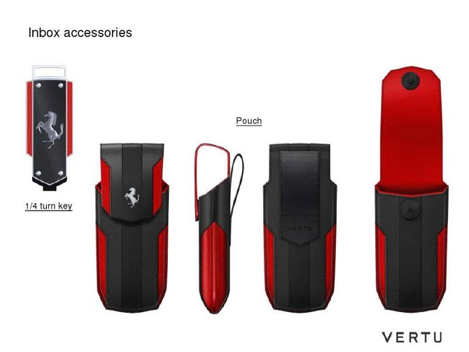 Vertu Ferrari GT Signature Ascent Limited Edition - фото 5