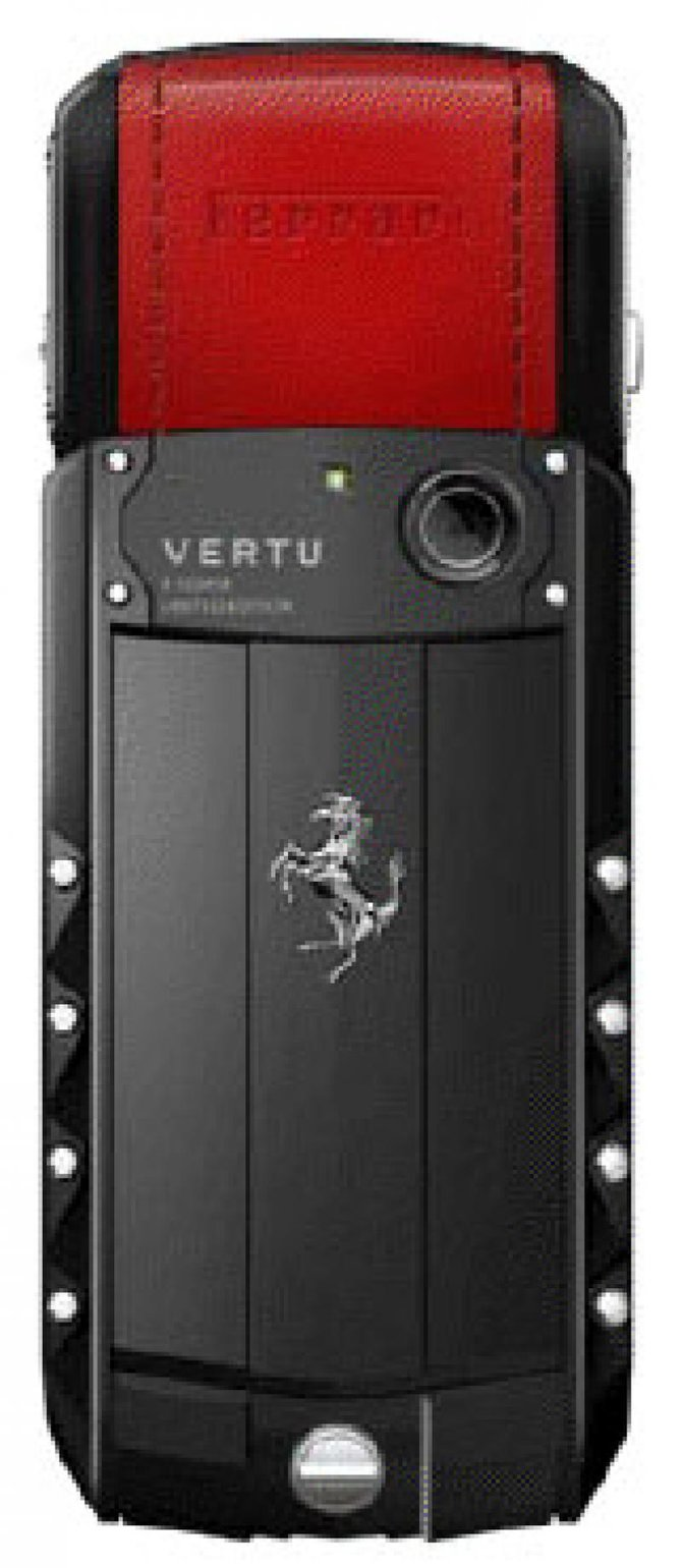 Vertu Ferrari GT Signature Ascent Limited Edition - фото 2