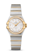 Omega Constellation Ladies 123.25.27.20.55.004 Co-Axial Automatic Date 27 mm
