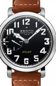 Zenith Captain 03.1930.681/21.C723 Pilot Montre dAeronef Type 20 40mm 2013